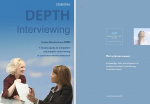 Essential depth interviewing contents