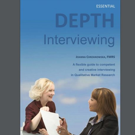 Depth interview cover