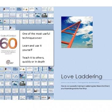 Love Laddering Training pack