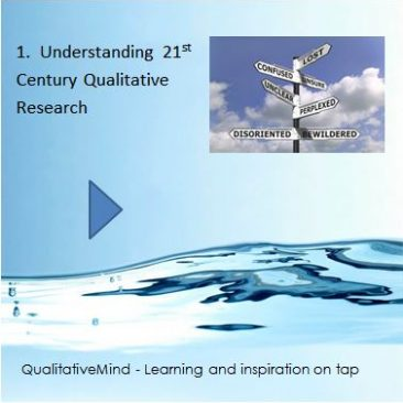 1. Understanding 21st Century Qualitative Research